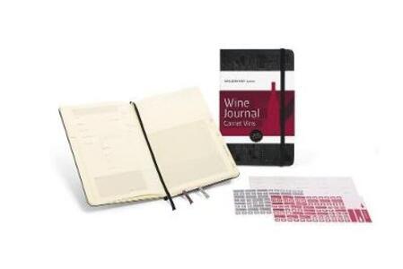 Taccuino Passion Journal Wine Moleskine