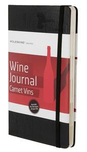 Taccuino Passion Journal Wine Moleskine - 5
