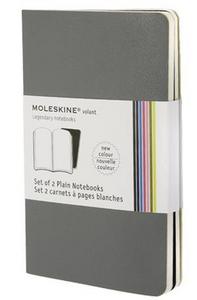 Cartoleria Set di due taccuini Volant a pagine bianche Moleskine Moleskine 0