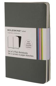 Cartoleria Set di due taccuini Volant a pagine bianche Moleskine Moleskine 3