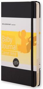Cartoleria Taccuino Passion Journal Baby Moleskine Moleskine 0