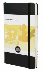 Cartoleria Taccuino Passion Journal Baby Moleskine Moleskine 5