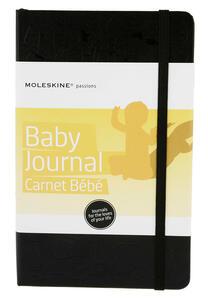 Taccuino Passion Journal Baby Moleskine - 7