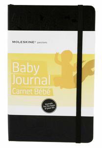 Cartoleria Taccuino Passion Journal Baby Moleskine Moleskine 6