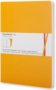 Cartoleria Set di due taccuini Volant a pagine bianche extra large Moleskine Moleskine 0