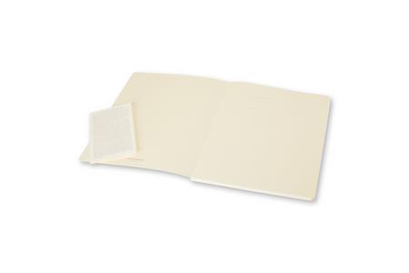 Cartoleria Set di due taccuini Volant a pagine bianche extra large Moleskine Moleskine 2