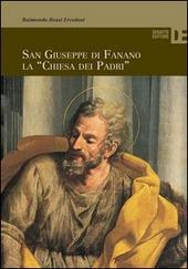 San Giuseppe di Fanano. La «Chiesa dei padri»