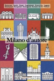 Milano d'autore - Gabriella Kuruvilla - ebook