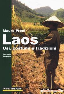Equilibrifestival.it Laos. Usi, costumi e tradizioni Image