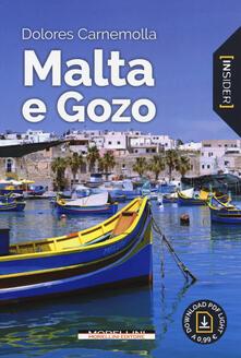 Mercatinidinataletorino.it Malta e Gozo. Con Contenuto digitale per download e accesso on line Image