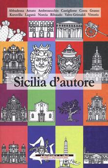 Librisulrazzismo.it Sicilia d'autore Image