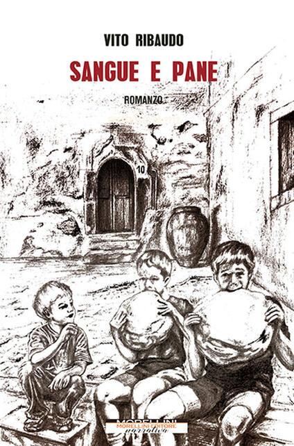 Sangue e pane - Vito Ribaudo - copertina