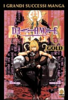 Radiospeed.it Death Note. Gold. Vol. 8 Image