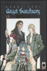 Angel Sanctuary Gold. Vol. 15 di Kaori Yuki