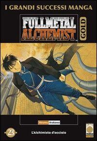 FullMetal Alchemist Gold deluxe. Vol. 23