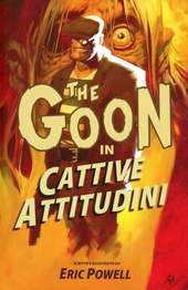 Cattive abitudini. The Goon. Vol. 5