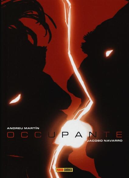 Occupante - Andreu Martín,Jacobo Navarro - copertina