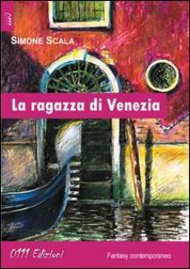 La ragazza di Venezia - Simone Scala - copertina
