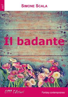 Il badante - Simone Scala - copertina