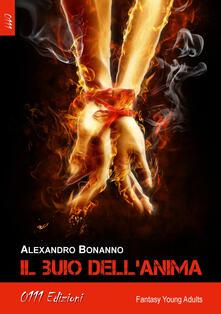 Il buio dell'anima - Alexandro Bonanno - copertina