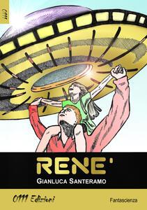 René - Gianluca Santeramo - copertina