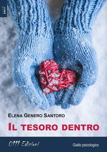 Il tesoro dentro - Elena Genero Santoro - copertina