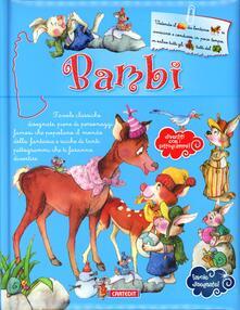 Ipabsantonioabatetrino.it Bambi. Ediz. illustrata Image