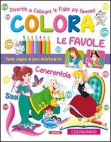 Steamcon.it Colora le favole. Ediz. illustrata Image