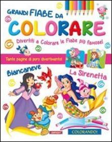 Winniearcher.com Grandi fiabe da colorare. Ediz. illustrata Image