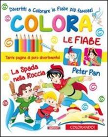 Vastese1902.it Colora le fiabe. Ediz. illustrata Image