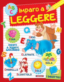 Imparo a leggere. Ediz. illustrata.pdf