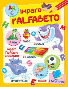 Steamcon.it Imparo l'alfabeto. Ediz. illustrata Image