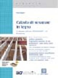 Voluntariadobaleares2014.es Calcolo di strutture in legno. Con software Image