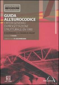 Guida all'Eurocodice. Criteri generali di progettazione strutturale: EN 1990