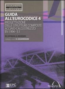 Voluntariadobaleares2014.es Guida all'Eurocodice 4. Progettazione delle strutture composte acciaio-calcestruzzo: EN 1994 1.1 Image