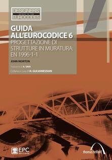 Winniearcher.com Guida all'Eurocodice 6. Progettazione di strutture in muratura: EN 1996-1-1 Image