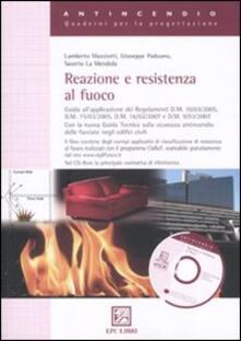 Rallydeicolliscaligeri.it Reazione e resistenza al fuoco Image