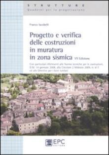 Mercatinidinataletorino.it Progetto e verifica delle costruzioni in muratura in zona sismica Image