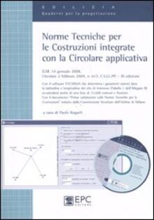 Antondemarirreguera.es Norme tecniche per le costruzioni integrate con la circolare applicativa Image