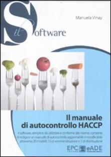 Premioquesti.it Il manuale di autocontrollo HACCP. CD-ROM Image