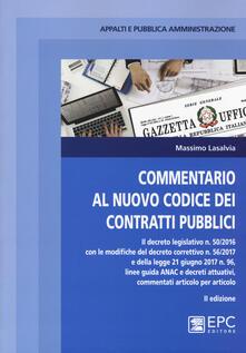 Daddyswing.es Commentario al nuovo codice degli appalti pubblici e dei contratti di concessione Image