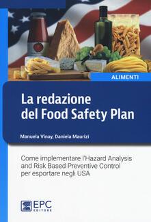 Premioquesti.it La redazione del Food Safety Plan. Come implementare l'Hazard Analysis and Risk Based Preventive Control per esportare negli USA Image