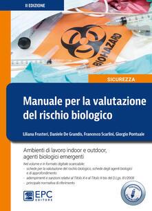Winniearcher.com Manuale per la valutazione del rischio biologico. Ambiente di lavoro indoor e outdoor Image