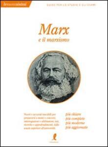 Marx e il marxismo.pdf