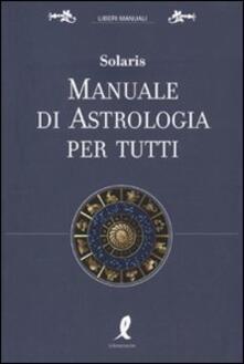 Daddyswing.es Manuale di astrologia per tutti Image
