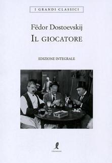 Ipabsantonioabatetrino.it Il giocatore. Ediz. integrale Image