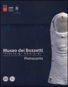 Museo dei bozzetti «Pierluigi Gherardi». Pietrasanta