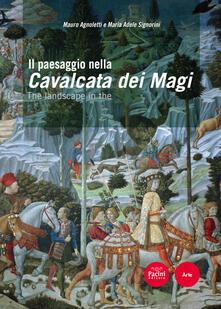 Winniearcher.com Il paesaggio nella Cavalcata dei Magi. Ediz. italiana e inglese Image