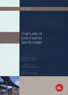Warholgenova.it Manuale di psichiatria territoriale Image