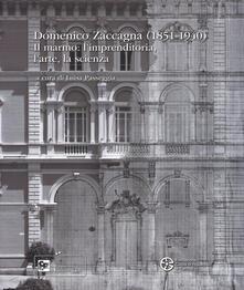 Festivalshakespeare.it Domenico Zaccagna (1851-1940). Il marmo: l'imprenditoria, l'arte, la scienza Image